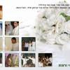 אלבום ליום נישואים – דוגמא 3